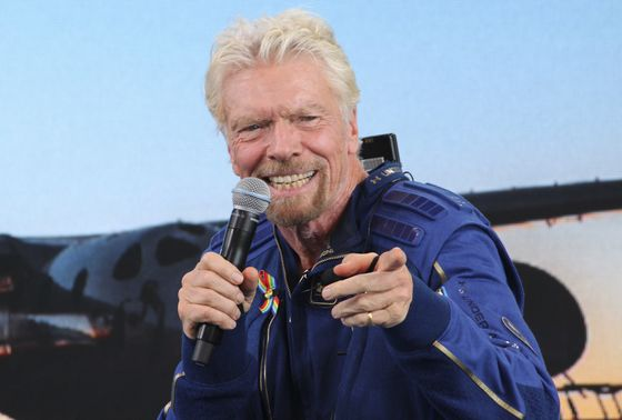 Virgin Galactic Shares Come Back to Earth After Space Trip