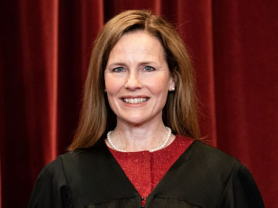 Barrett's First High Court Term Gives Taste of Turn to Right