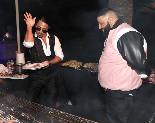 Dining at Salt Bae's Controversial New Steakhouse