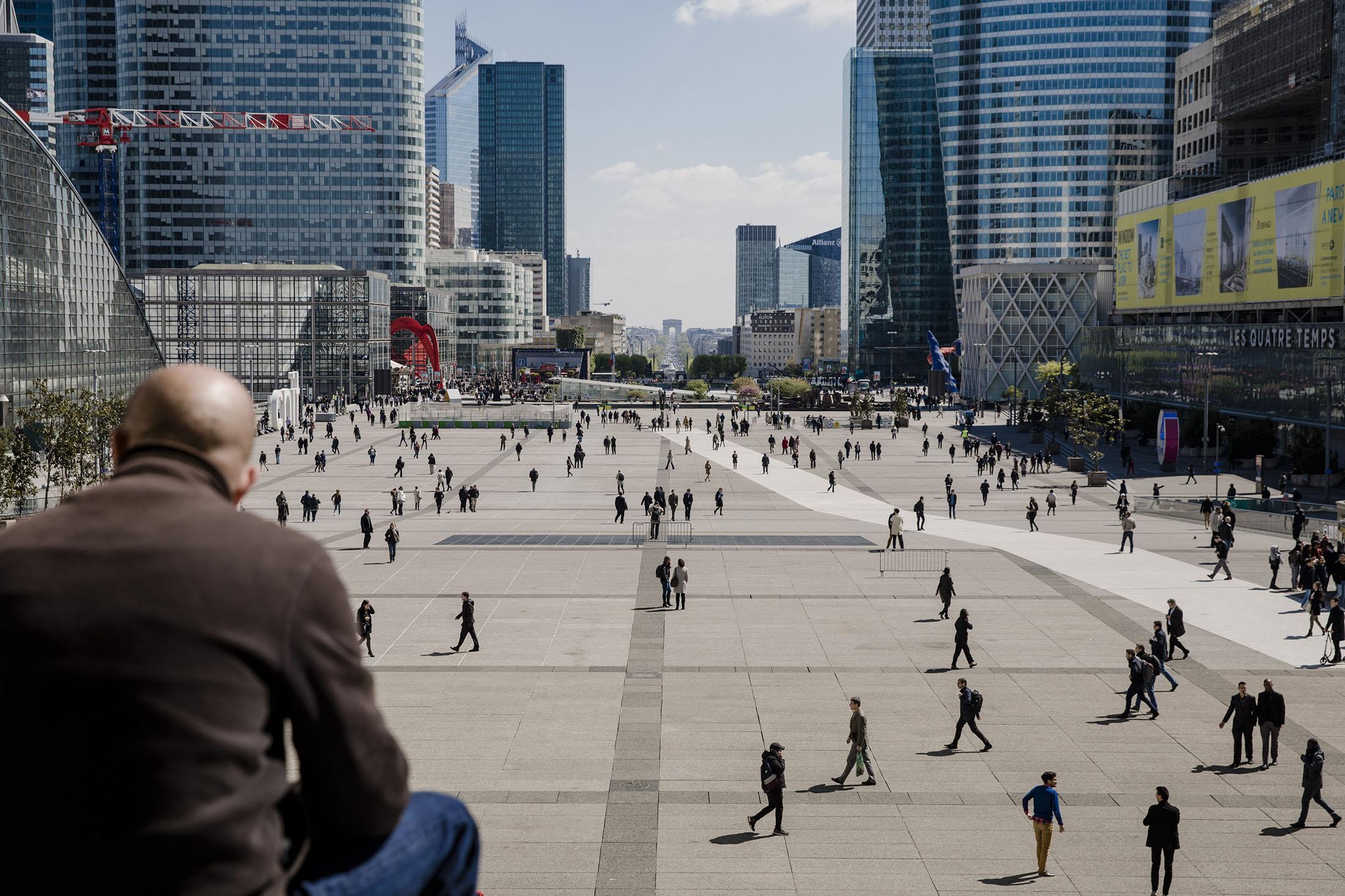 Francois De Beaupuy stories Bloomberg