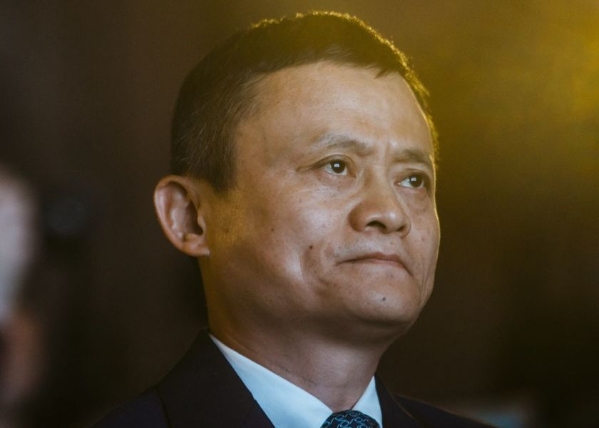 relates to How an Online Scandal Put Jack Ma's Media World in the Spotlight