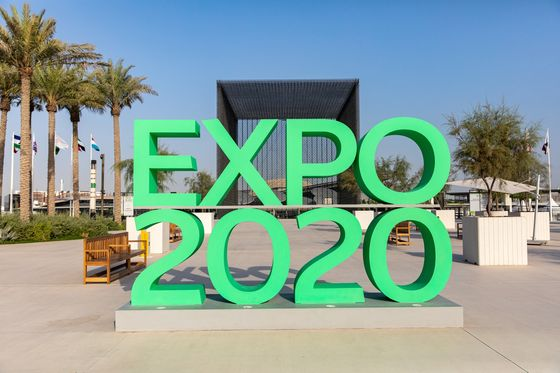 Dubai Resets After Covid-Ravaged Year With $7 Billion Expo