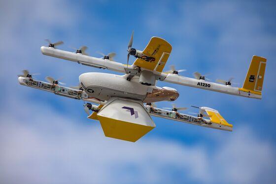 Alphabet's Wing Seeks Expanded U.S. Drone Flight Permissions