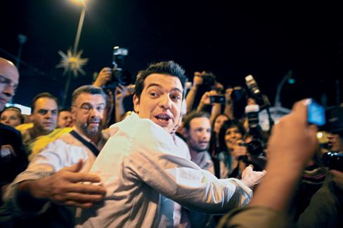 Alexis Tsipras's Conquest of Greece
