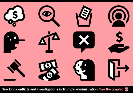A Swamp Tour of Trump's Washington
