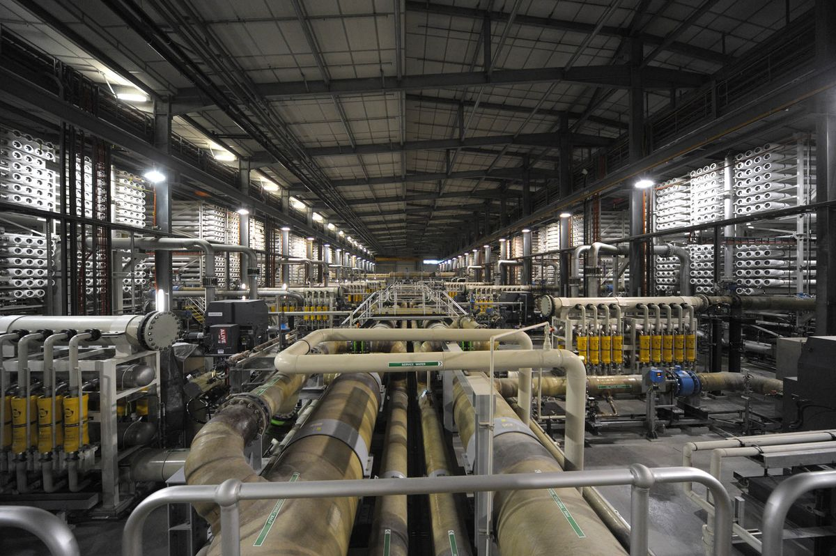 A Nice Glass of Seawater? Drought Forces Australia to Rethink Desalination