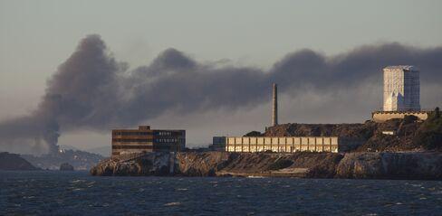 Chevron Said to Be Shutting California Refinery on Fire