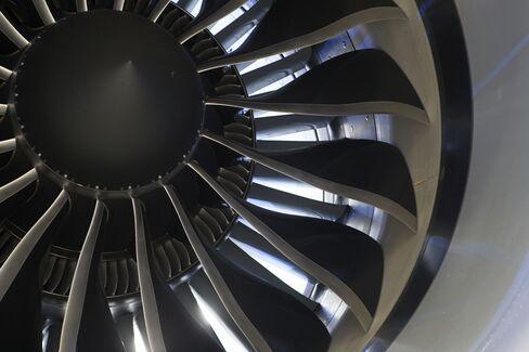 GEnx-1B Turbofan Engine