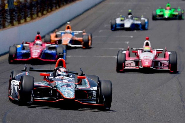 Better Science Through IndyCar Racing  Bloomberg