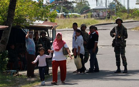 Six More Malaysian Police Die After Shootout With Insurgents