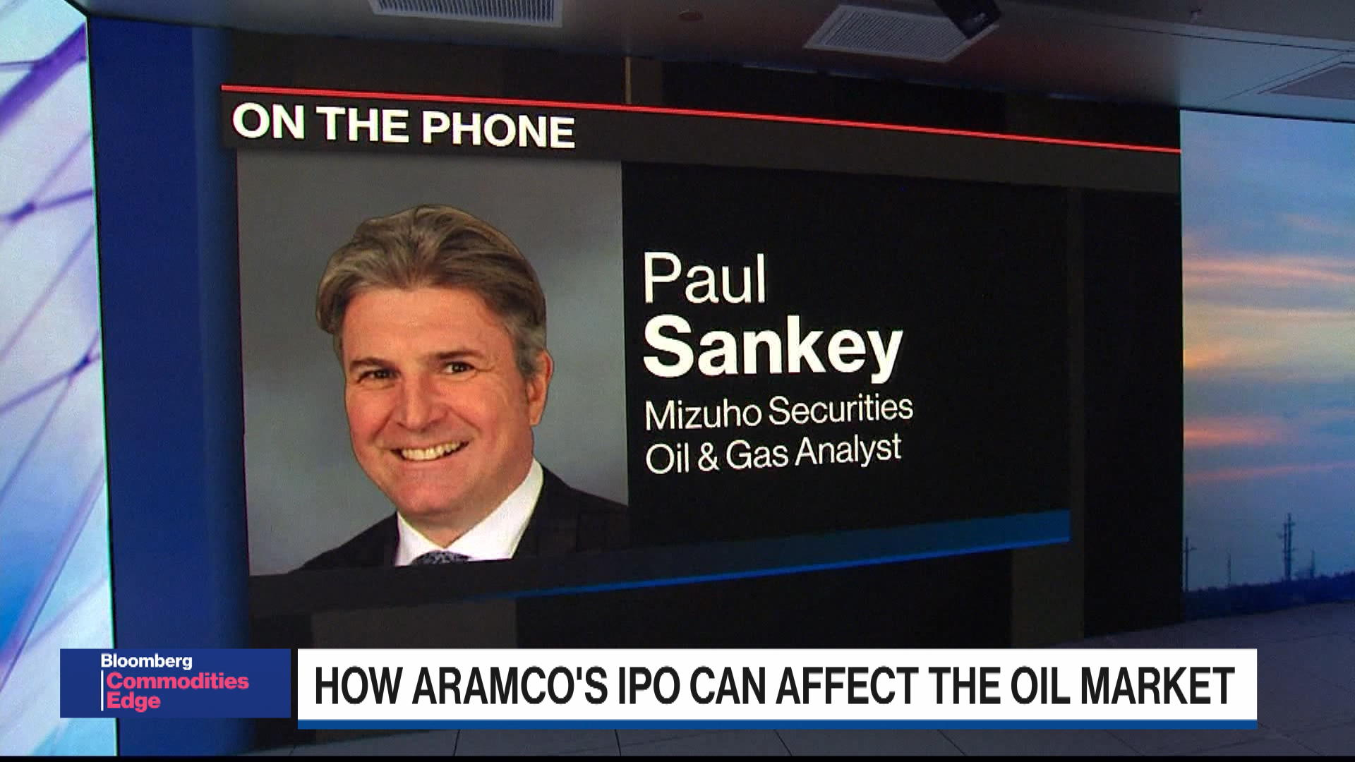 Oil Companies Face Major Uncertainties in the Market: Mizuho's Sankey