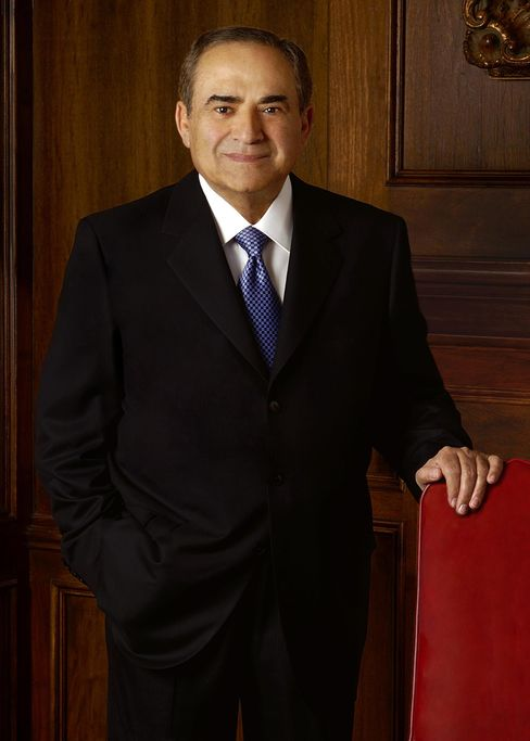 Occidental Petroleum Corp. CEO Ray Irani