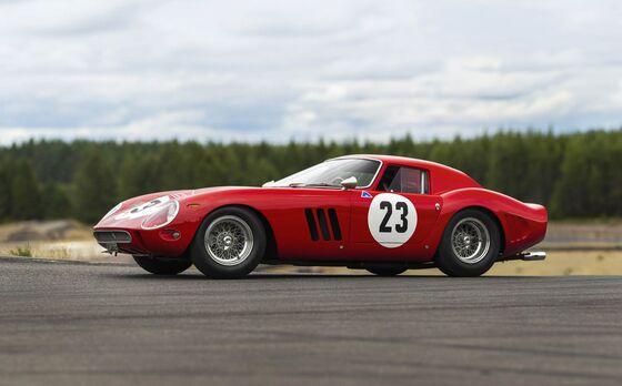 Ferraris a Better Bet Than Stocks in Age of Market Exuberance