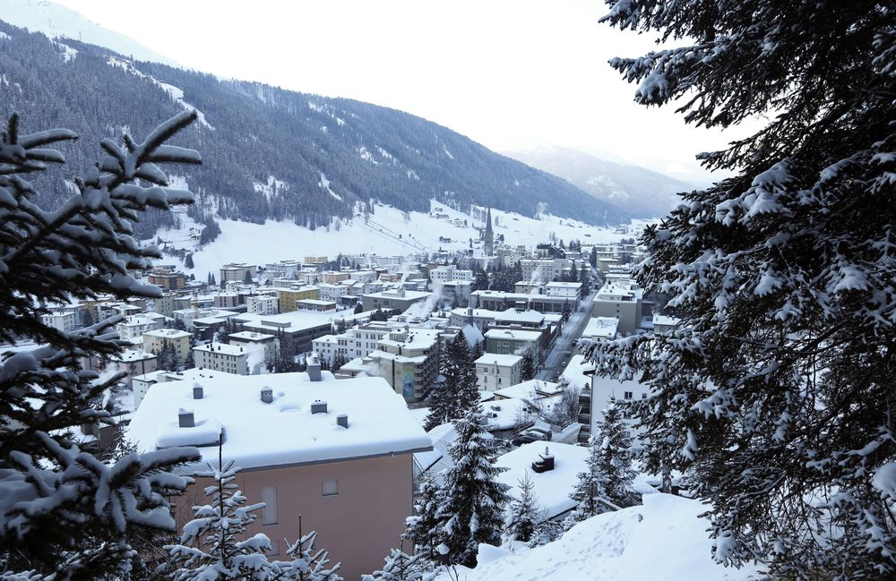 U.S. Goes AWOL at Davos as Global Role Fades