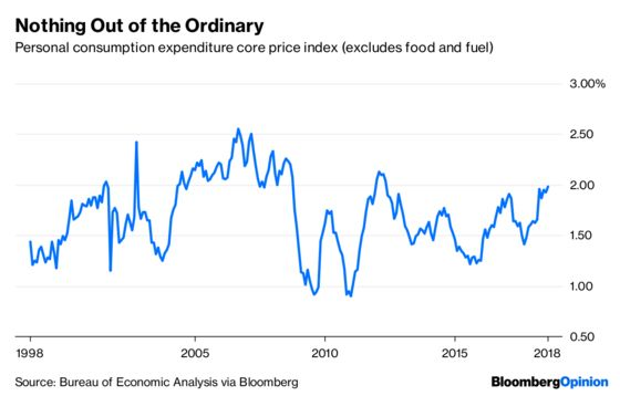 Why the U.S. Economy Is Having a Boom