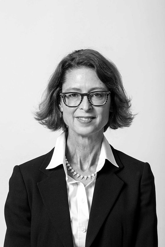 The Most Powerful Woman in Investing Gives a Rare Interview