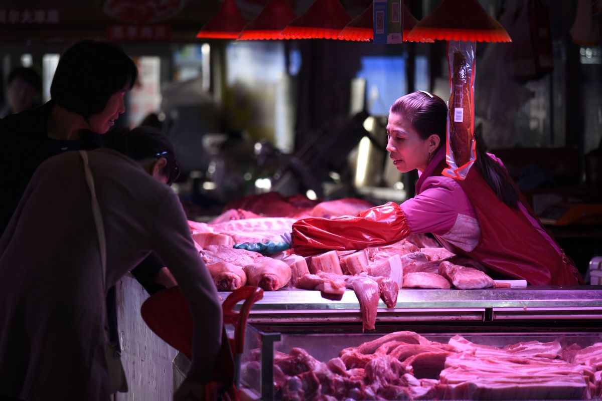 Russia's Cherkizovo Is in Talks to Start Pork Sales to China