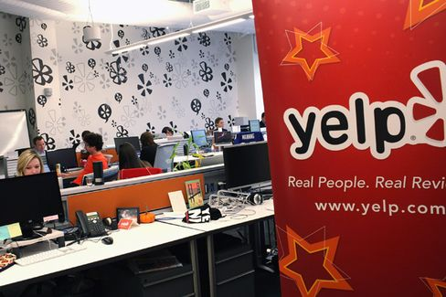 Taking Stock of Yelp's Ad Sales