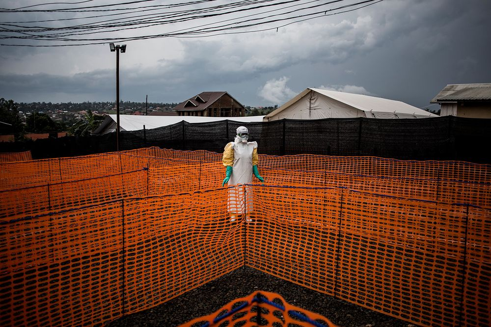 Ebola Surge Quickens in Congo, and WHO Weighs Emergency Decree