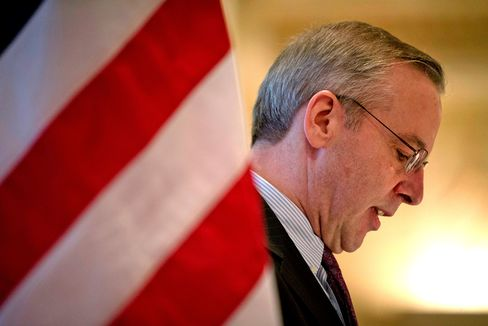 Federal Reserve Bank of New York CEO William C. Dudley.