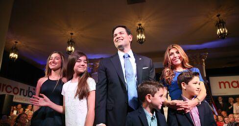Marco Rubio Launches Presidential Bid In Miami