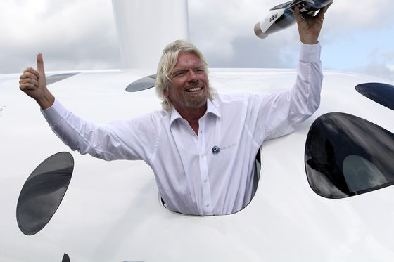 Virgin Galactic Sees New Ticket Sales After Branson's Space Trip