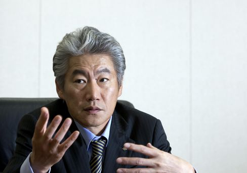 Nomura CEO Koji Nagai