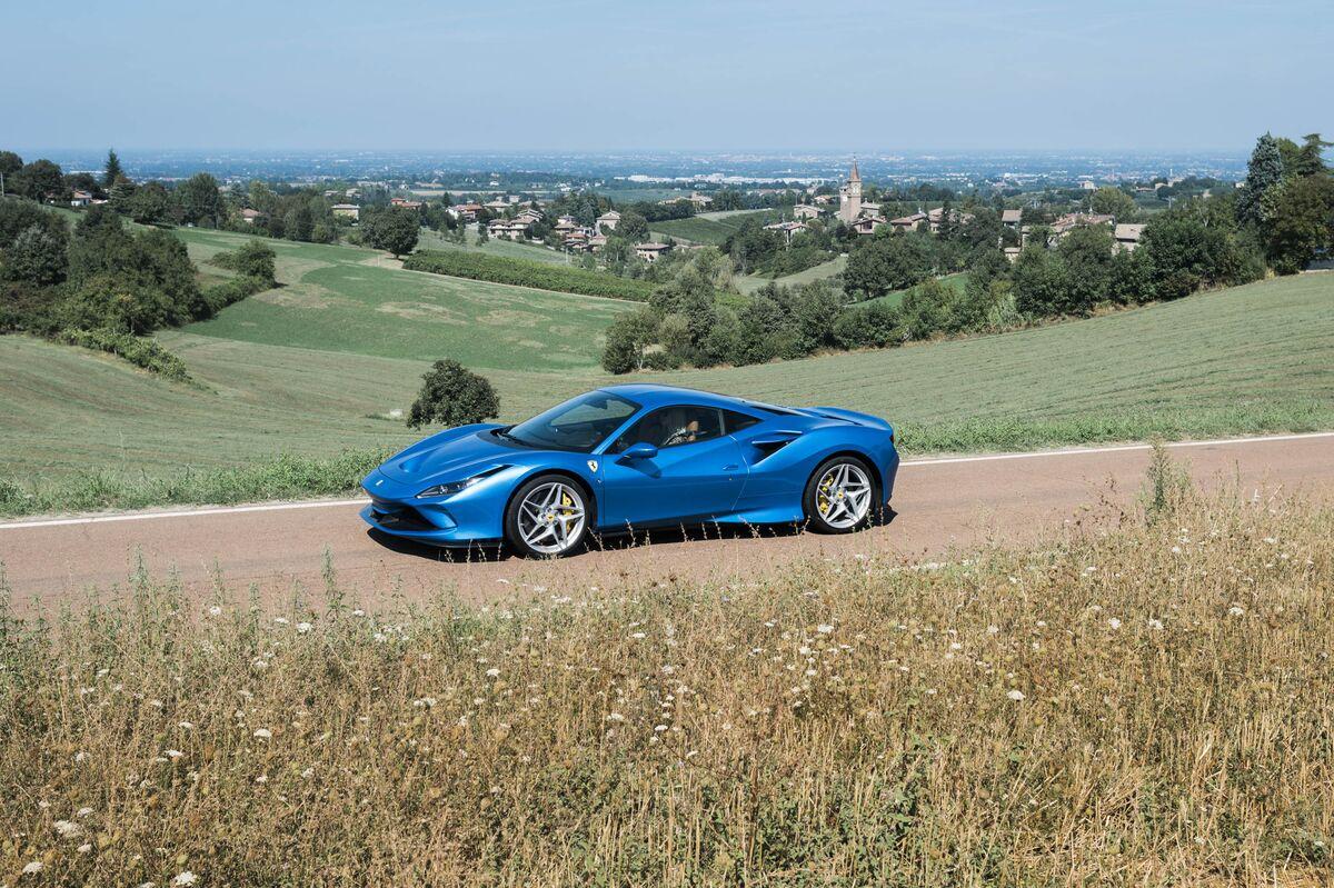 2020 Ferrari F8 Tributo Review Most Beautiful V8 Turbo In