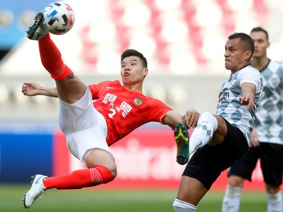 Chinese Soccer Teams Set to Be Bailed Out as Evergrande Flails