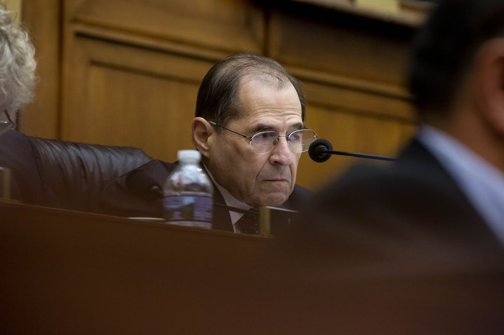 Nadler Says Trump Wants to Be 'King' and Congress Must Stop Him