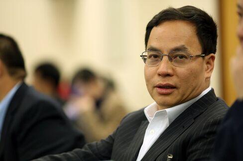 Hanergy Chairman Li Hejun