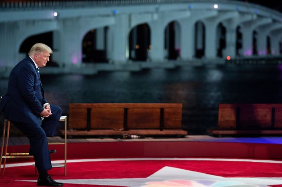 Thriving New York Times, Fox News Ponder a Post-Trump Scenario