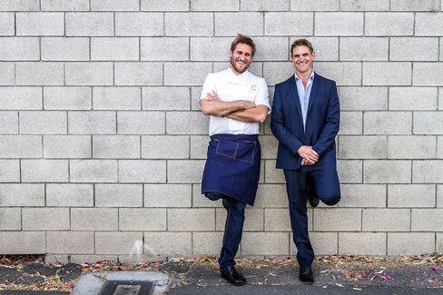Curtis and Luke Stone, proprietors of Gwen