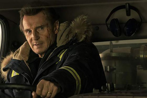 Liam Neeson's Latest Film Trails Lego Sequel and 'What Men Want'