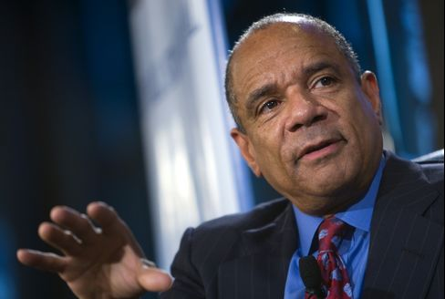 American Express Co. Chairman and CEO Kenneth I. Chenault