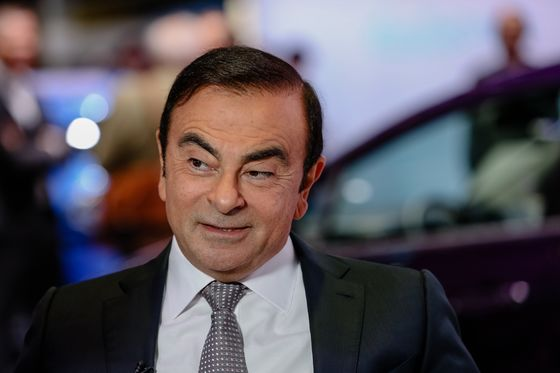 Nissan's Ghosn Re-Arrested in Japan While Still in Jail