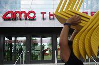 US-CINEMA-STOCKS-AMC