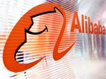A logo of the Chinese multinational e-commerce, retail, internet, and technology conglomerate, Alibaba group.