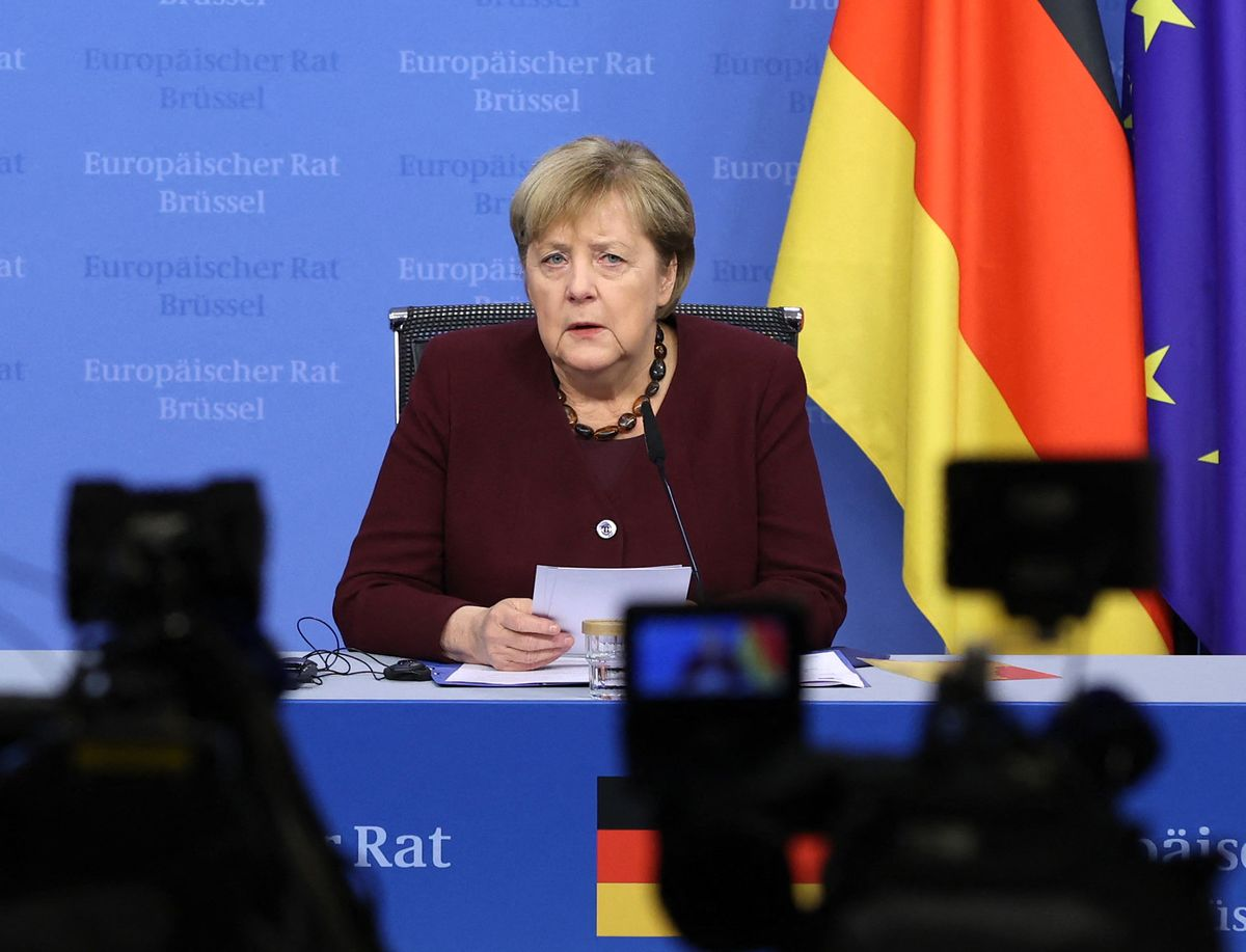 Merkel's Parting Words to the EU: 'There's a Lot to Worry About'