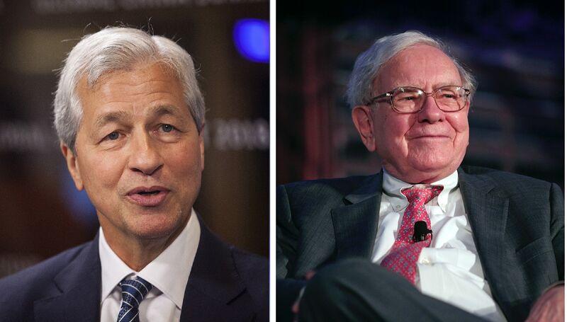 """Ο Buffett και ο Dimon είναι """"κοντόφθαλμοι"""" σε σχέση με τους επενδυτές"""
