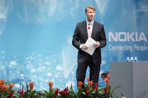 Nokia Oyj Chairman Risto Siilasmaa