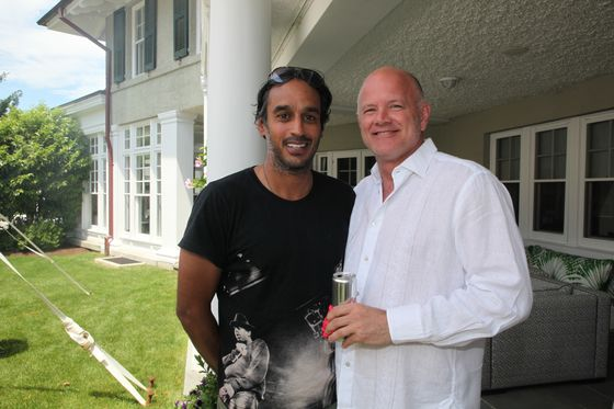 Hamptons Elite Parties Are Back, With Grand Hosts andMoney to Burn