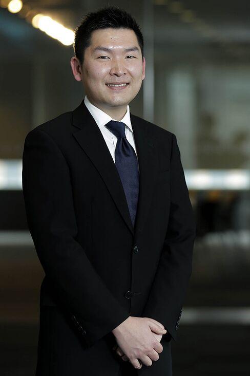 Spiber President Kazuhide Sekiyama
