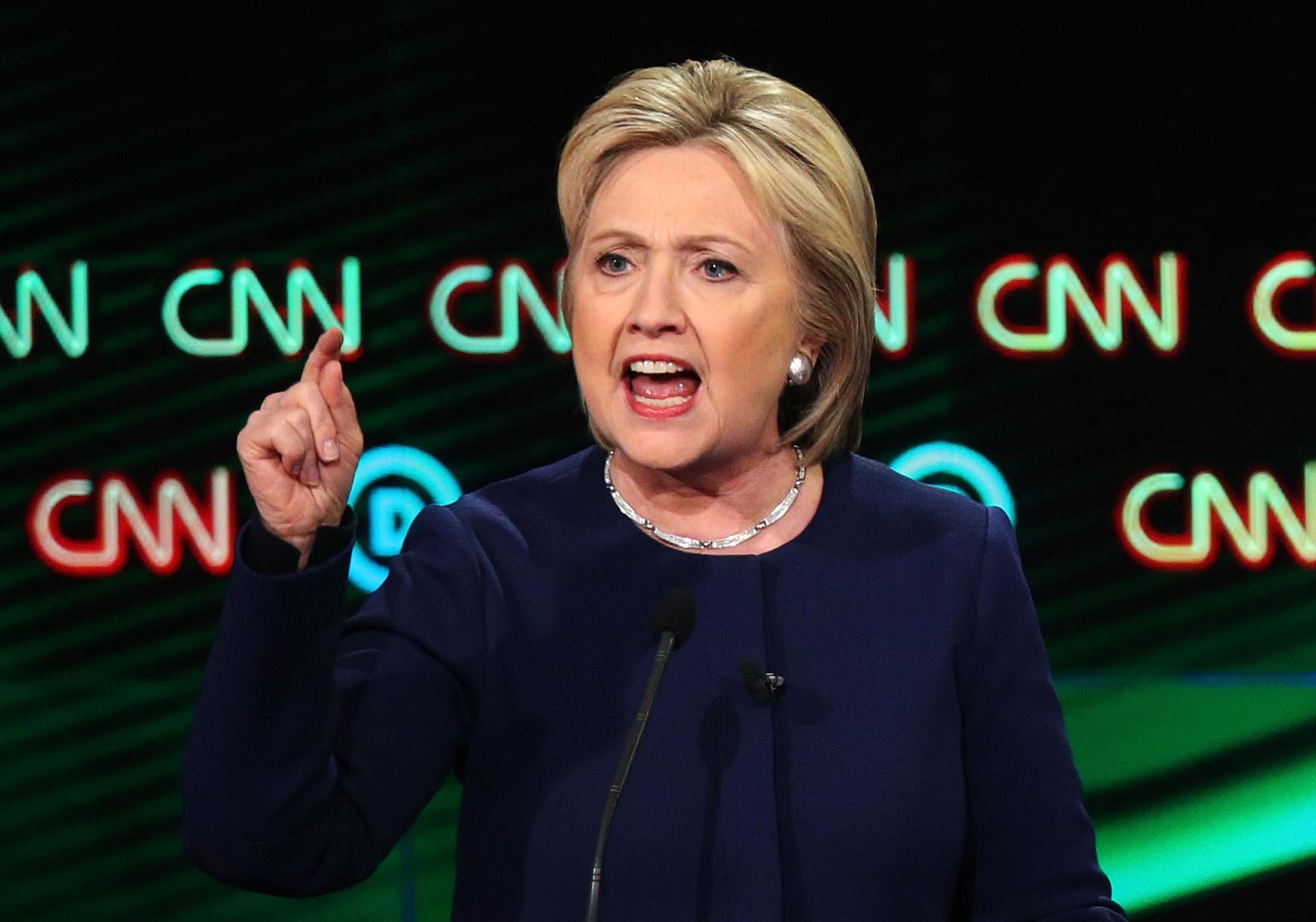 Clinton Doubles Down Against Fracking in Debate, Raising ...