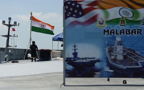 India to Invite Australia for Naval Drill, Risking Beijing's Ire