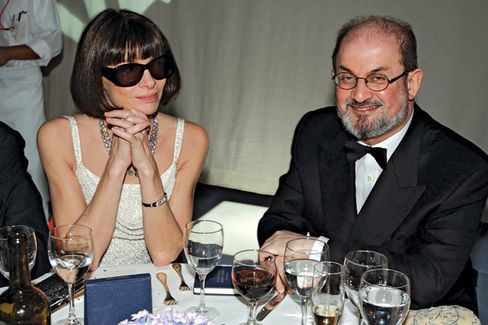 Book Review: 'Joseph Anton,' by Salman Rushdie