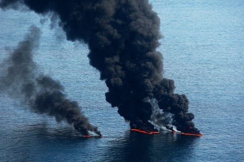 Ex-BP Worker Accused of Destroying 2010 Gulf Spill Texts