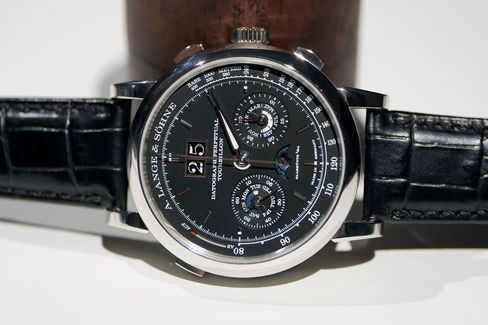 A. Lange & Söhne takes the Datograph yet another step with the Datograph Perpetual Tourbillon.