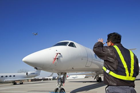 China Luxury Jet Sales Set to Surge Amid Xi's Austerity Drive