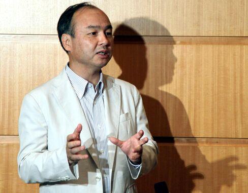 Softbank Founder Has 300-Year Plan in Pursuit of Sprint Nextel